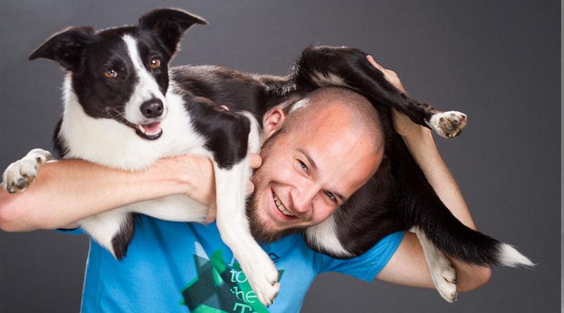 как научить собаку запрыгивать на руки