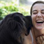научить собаку шептать на ушко